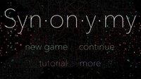 Cкриншот Synonymy, изображение № 204459 - RAWG