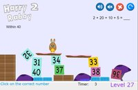 Cкриншот HarryRabby Elementary Math - Adding 4 Numbers, изображение № 1829720 - RAWG