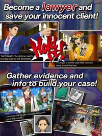 Ace Attorney Spirit of Justice screenshot, image №935202 - RAWG