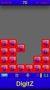 Cкриншот DigitZ - Brain-building fun!, изображение № 2817043 - RAWG