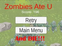 Cкриншот Zombie Shooter (itch) (Paid Hacker), изображение № 2672420 - RAWG