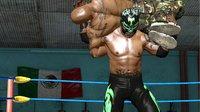 Cкриншот Lucha Libre AAA: Héroes del Ring, изображение № 536142 - RAWG