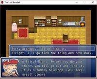 Cкриншот The Lost Amulet, изображение № 1152736 - RAWG