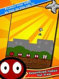 Cкриншот Bouncy Bouncing Shuriken Ball - by Cobalt Play Games, изображение № 1758108 - RAWG