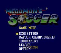 Mega Man Soccer screenshot, image №762152 - RAWG