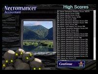 Cкриншот Necromancer Accountant, изображение № 693651 - RAWG