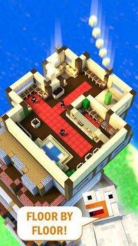 Cкриншот Tower Craft 3D - Idle Block Building Game, изображение № 2581844 - RAWG