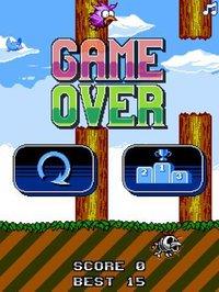 Cкриншот Skate Bird - The Adventure of a Flappy Tiny Bird, изображение № 1990075 - RAWG