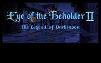 Cкриншот Eye of the Beholder II: The Legend of Darkmoon, изображение № 748336 - RAWG