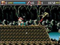 Shinobi III: Return of the Ninja Master screenshot, image №249061 - RAWG