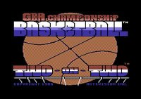 Cкриншот GBA Championship Basketball: Two-on-Two, изображение № 748499 - RAWG