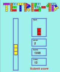 Cкриншот Tetris-1D, изображение № 1888699 - RAWG