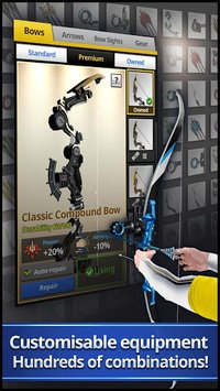 Cкриншот Archery King, изображение № 1452489 - RAWG