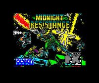 Midnight Resistance screenshot, image №744857 - RAWG