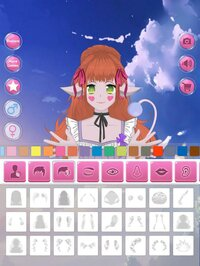 Cкриншот Anime Avatar - Face Maker, изображение № 2655111 - RAWG