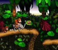 Donkey Kong Country screenshot, image №265696 - RAWG