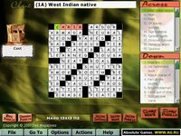 Cкриншот Dell Magazines Crossword, изображение № 331251 - RAWG