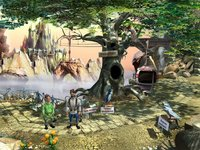Cкриншот Петька 007: Золото партии, изображение № 459876 - RAWG
