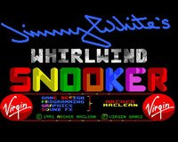 Cкриншот Jimmy White's 'Whirlwind' Snooker, изображение № 744607 - RAWG