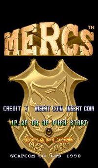 Cкриншот Mercs, изображение № 756232 - RAWG