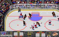 Cкриншот NHL Hockey '95, изображение № 297003 - RAWG