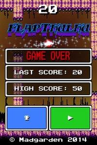 Cкриншот FlapThulhu, изображение № 686742 - RAWG