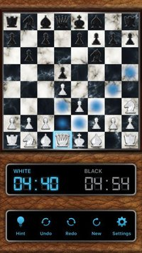Cкриншот iChess - Chess for your iPhone, изображение № 1839895 - RAWG