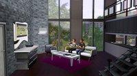 Cкриншот Sims 3: Каталог - Современная роскошь, The, изображение № 547331 - RAWG