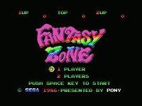 Fantasy Zone (1986) screenshot, image №739142 - RAWG