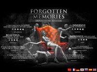 Cкриншот Forgotten Memories, изображение № 2097950 - RAWG