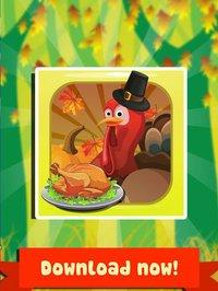 Cкриншот Thanksgiving Dinner Food Maker Salon - fun lunch cooking & making games for kids 2 (boys & girls), изображение № 1742364 - RAWG