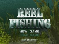 Reel Fishing (1996) screenshot, image №742214 - RAWG