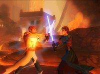 Star Wars The Clone Wars: Lightsaber Duels screenshot, image №787815 - RAWG