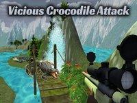 Cкриншот Wild Crocodile Attack 2017: Alligator Hunting 3D, изображение № 1614835 - RAWG
