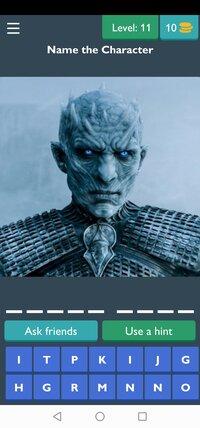 Cкриншот Game of Thrones Quiz, изображение № 2430681 - RAWG