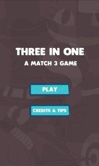 Cкриншот Three in One, изображение № 1288026 - RAWG