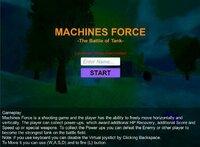 Cкриншот Machines Force, изображение № 2397655 - RAWG