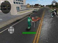 Cкриншот Crazy Ambulance King 3D HD, изображение № 1716844 - RAWG