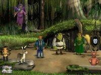 Cкриншот Shrek 2: Activity Center - Twisted Fairy Tale Fun, изображение № 2699655 - RAWG