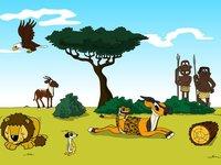 Cкриншот Safari Kids Zoo Games, изображение № 875673 - RAWG