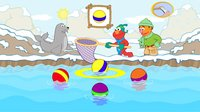 Cкриншот Sesame Street: Elmo's A-to-Zoo Adventure, изображение № 556030 - RAWG