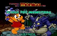 Turma da Mônica na Terra dos Monstros screenshot, image №2420745 - RAWG
