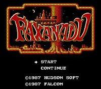 Faxanadu (1987) screenshot, image №735653 - RAWG
