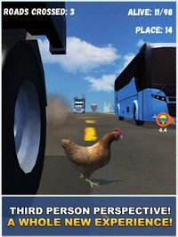Cкриншот Chicken Royale: Challenge Run!, изображение № 2435239 - RAWG
