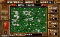 Cкриншот Jungle Strike, изображение № 296809 - RAWG