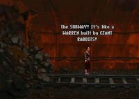 Cкриншот Beneath a Steel Sky, изображение № 218983 - RAWG