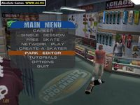 Cкриншот Tony Hawk's Pro Skater 3, изображение № 330319 - RAWG
