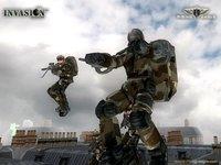 Cкриншот Rising Eagle: Futuristic Infantry Warfare, изображение № 481460 - RAWG