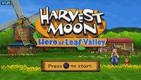 Cкриншот Harvest Moon: Hero of Leaf Valley, изображение № 2096256 - RAWG