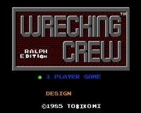 Cкриншот Wrecking crew- Ralph edition, изображение № 1093196 - RAWG